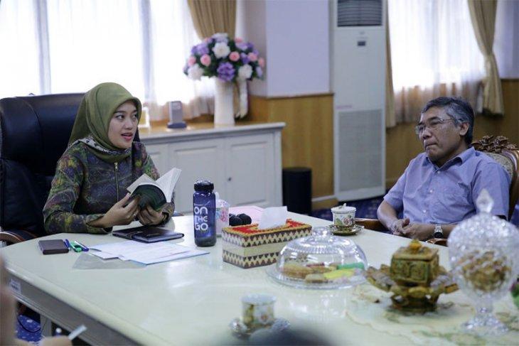 Pemrov Lampung Mendukung Budaya Literasi Generasi Budaya
