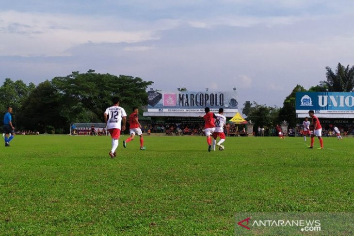 Liga 3 zona Sumut, Persesi menang telak, Batak United menang tipis