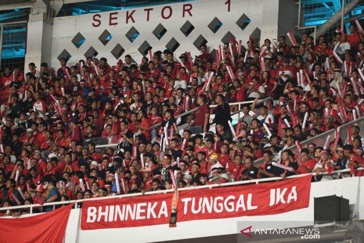 Meniti revolusi mental via sepak bola Indonesia