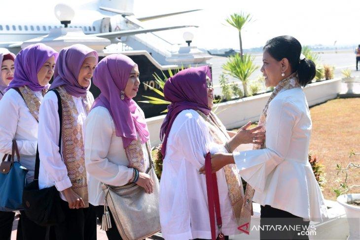 Ibu Negara kunjungan ke Jawa Tengah dan DIY untuk sosialisasi kesehatan