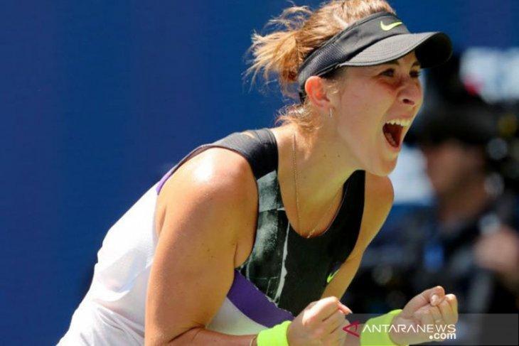 Petenis Belinda Bencic lolos ke WTA Finals