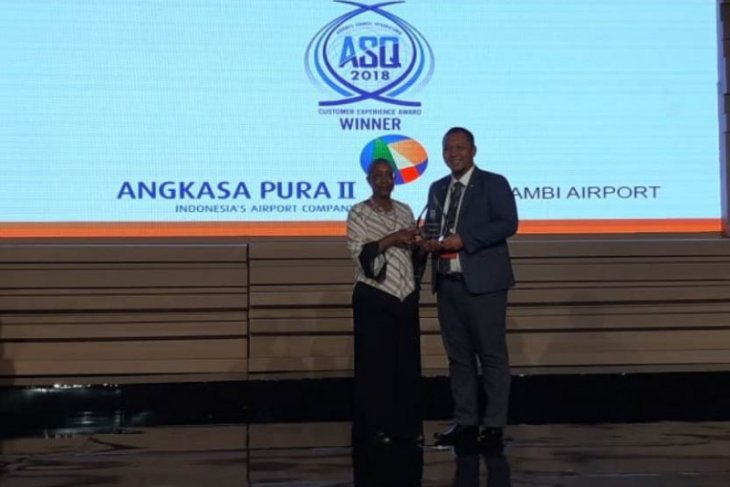 Bandara Sultan Thaha  raih empat penghargaan Airport Council International