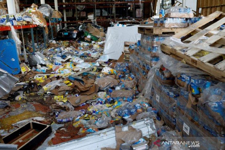 Tercatat 2.500 orang hilang di Bahama akibat badai Dorian