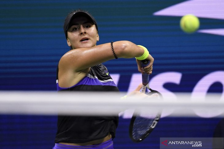 Andreescu, petenis Kanada melaju ke final US Open