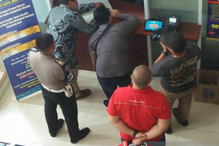 Samsat Kota Bekasi dapat apresiasi Ombudsman tentang perbaikan layanan