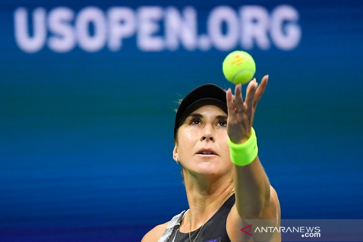 Andreescu cetak kemenangan ke-14 babak pertama China Open