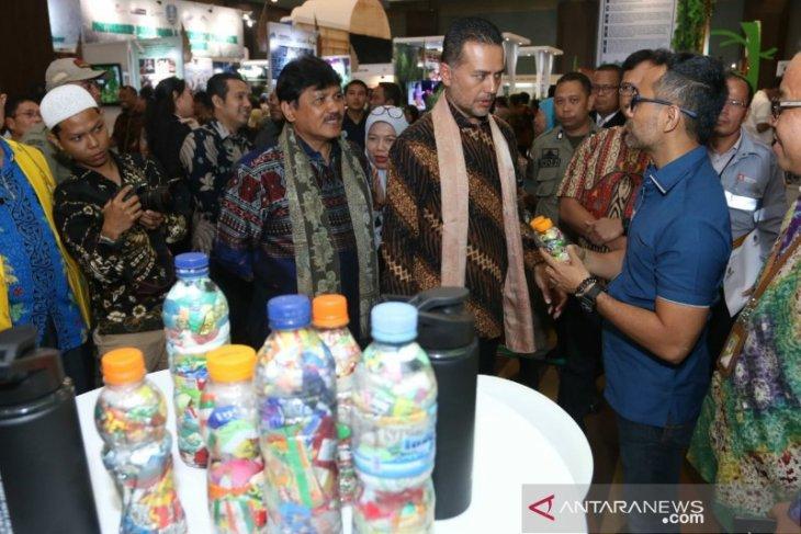 Pertamina MOR I olah sampah jadi ecobrick ramah lingkungan  di Medan