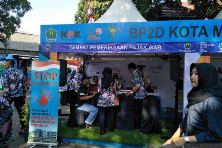 Dukung KPK, BP2D Kota Malang gelar program jemput bola