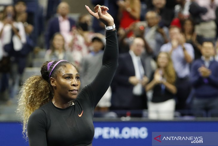 Singkirkan Svitolina, Serena amankan tiket final US Open