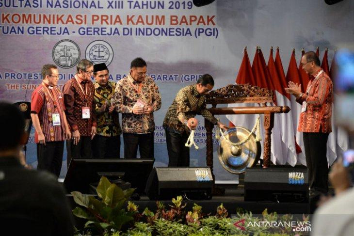 Hadiri Forum PKB PGI, Presiden ajak masyarakat tebar kasih sayang