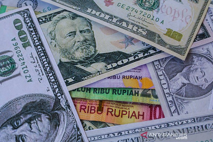 Rupiah weakens over concern about global recession