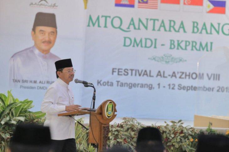 MTQ Antara Bangsa digelar di Kota Tangerang
