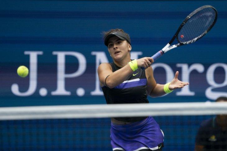 Petenis remaja Andreescu kalahkan Serena untuk juarai AS Terbuka
