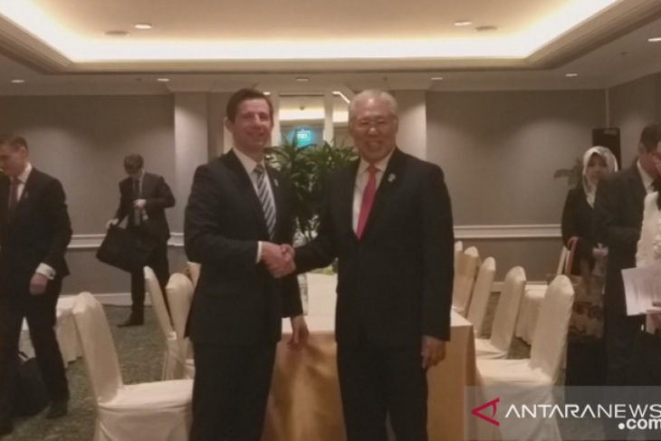 Indonesia,  Australia hold bilateral talks to discuss trade
