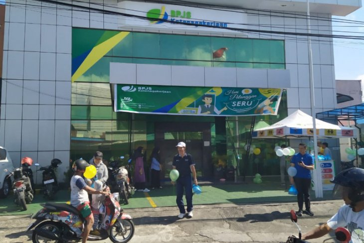 Bpjs Ketenagakerjaan Ternate Rayakan Hari Pelanggan Nasional Antara News Ambon Maluku