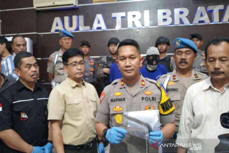 Penusukan Santri, Polresta Cirebon bekuk pelakunya