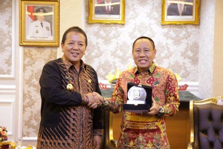 Pemprov Lampung-KPPU Sepakat Ciptakan Iklim Usaha Yang Sehat