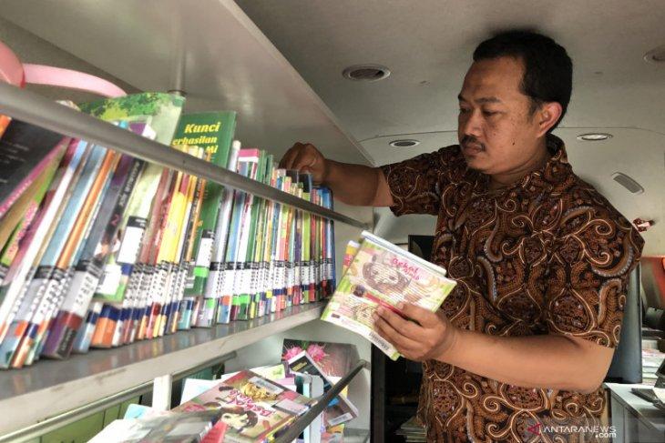 Penggunaan gawai jadi tantangan peningkatan minat baca anak