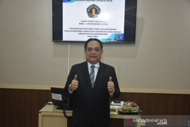 Dosen UNIS raih gelar doktor dari penelitian Pilgub Banten