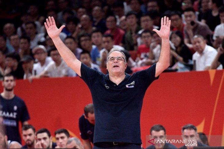Pelatih Yunani akui Ceko pantas ke perempat final
