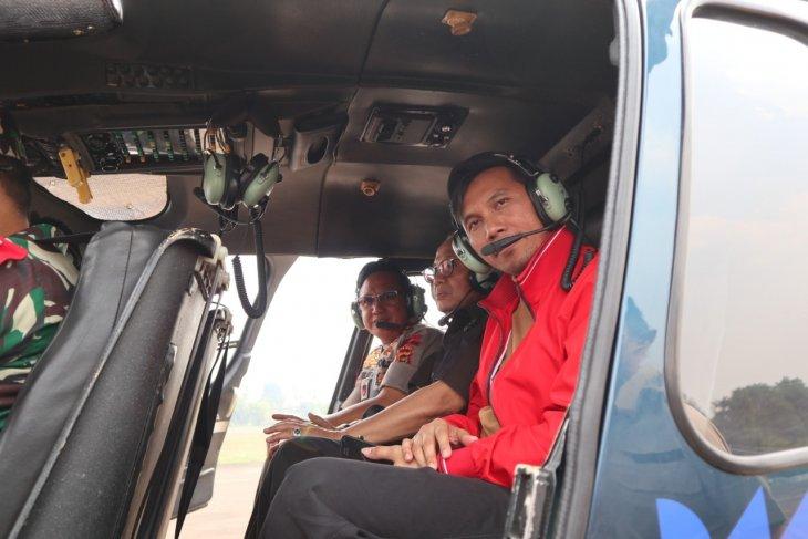 Ketua sementara DPRD Jambi apresiasi satgas karhutla yang berjibaku di lapangan