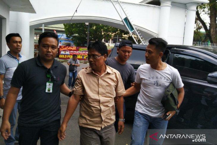 DPO Kejati jambi kasus rekrutmen CPNS ditangkap saat makan soto