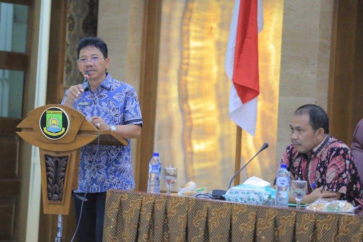 Wakil Wali Kota Tangerang:  perhatikan perawatan fasos fasum