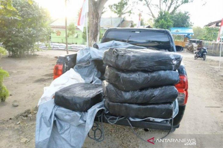 Personel TNI sita 300 kg vanili tanpa dokumen di perbatasan RI-PNG