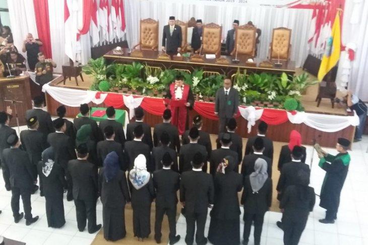 Rumusan tata tertib DPRD Kotabaru rampung