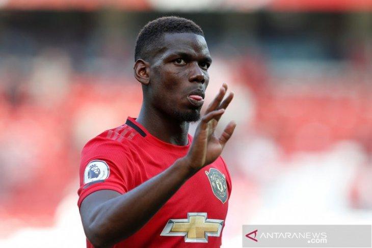 Liga Inggris: Manchester United tegaskan Pogba tidak dijual