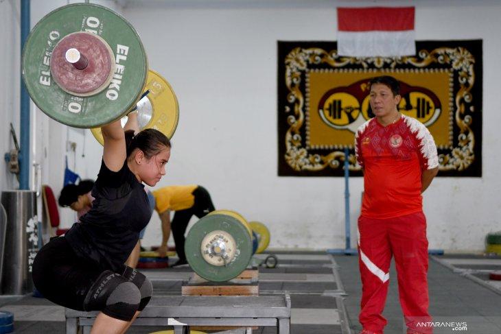 Lifter Indonesia siap berpartisipasi pada Kejuaraan Dunia di Thailand