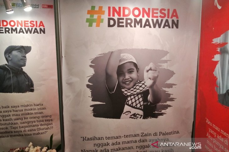 ACT ingin buktikan Indonesia negara paling dermawan sedunia