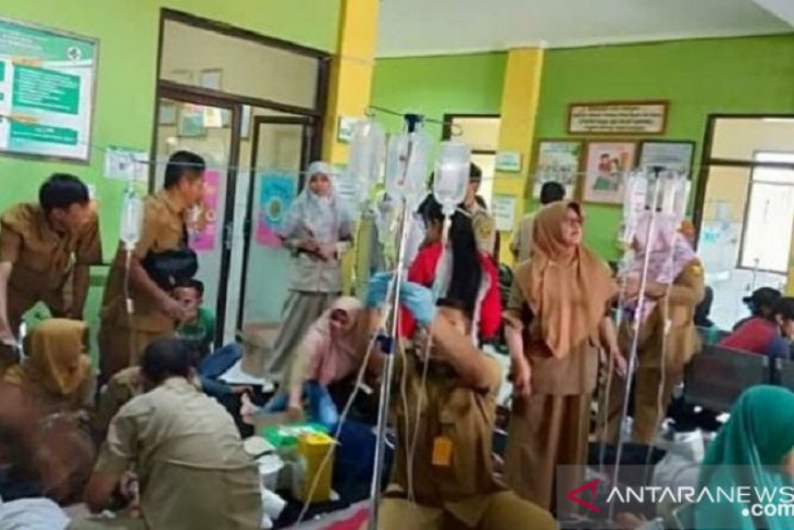 Kesehatan buruh korban keracunan di Sukabumi membaik