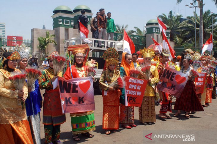 MPD gelar aksi damai dukung revisi UU KPK