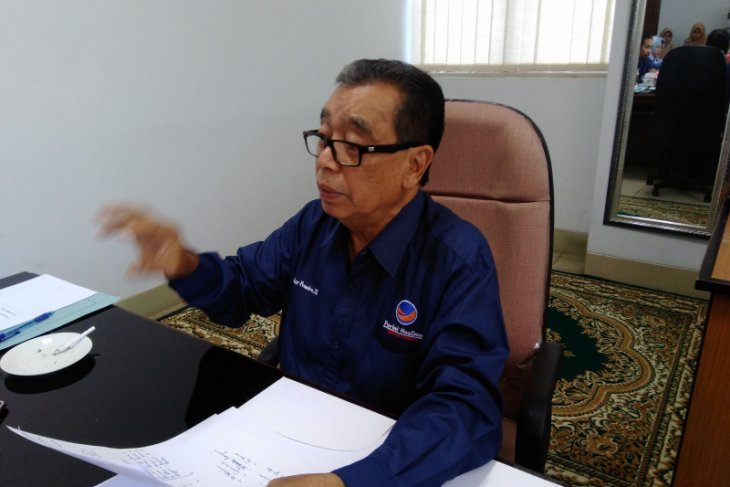 Sanksi tegas ancam kader Nasdem di DPRD