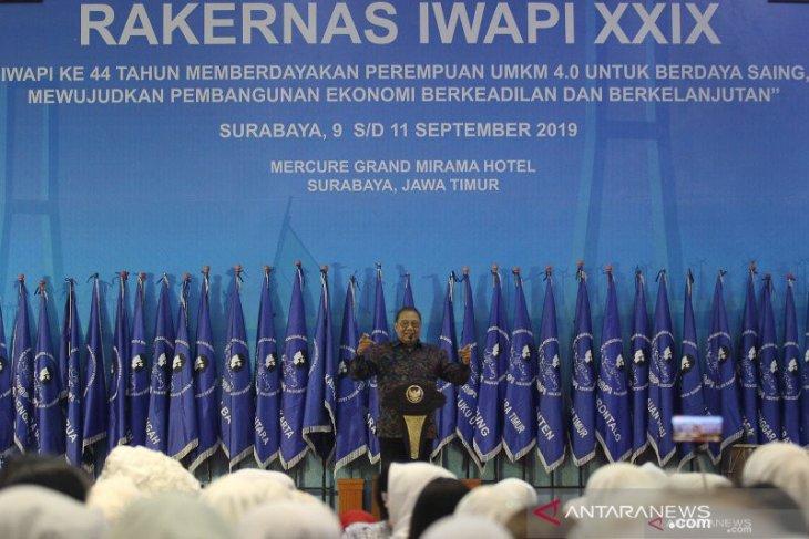 Menkop: IWAPI miliki potensi tingkatkan ekonomi nasional