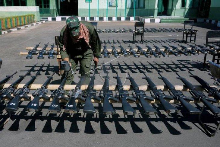 Perawatan senjata api