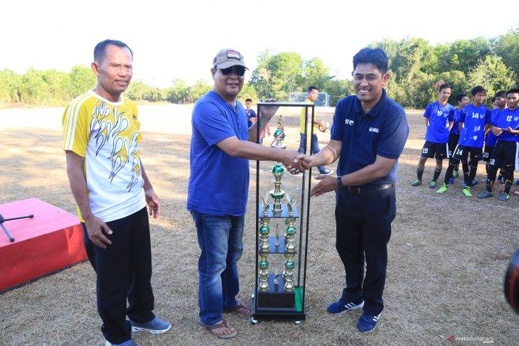 Gubernur buka kompetisi Liga Desa Nusantara 2019