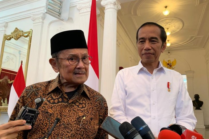President Jokowi to lead Habibie's Funeral procession