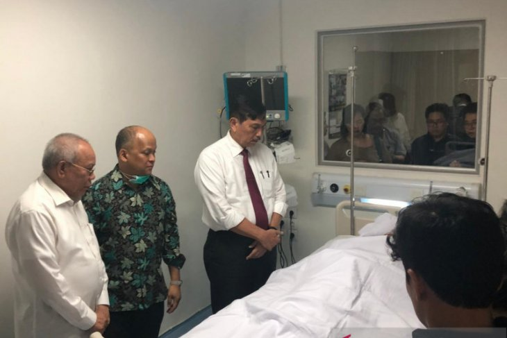 Habibie's knowledge and virtue can be emulated: Luhut