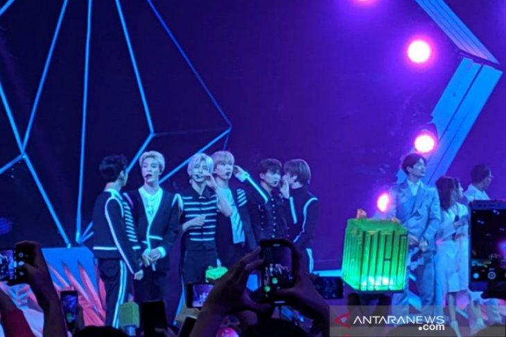 Penonton konser K-pop NTC Dream akan diperiksa suhu tubuhnya