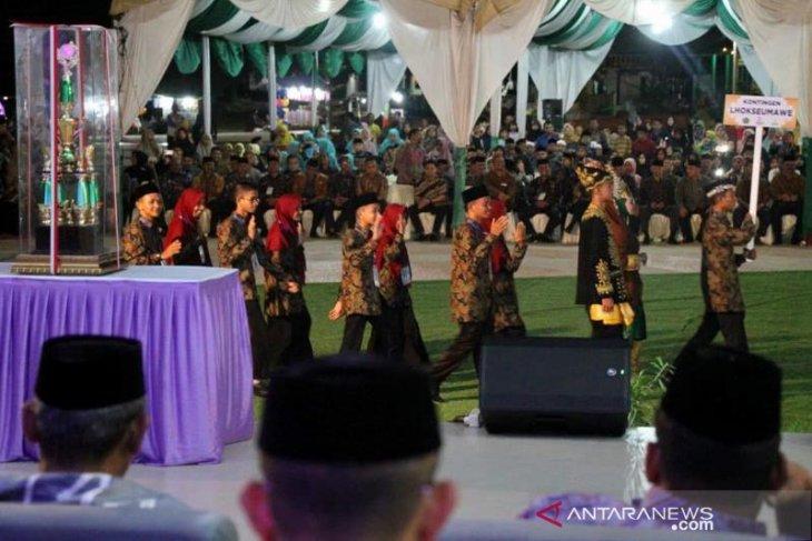 23 kontingen ikut pentas PAI se Aceh