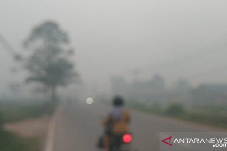 Pontianak liburkan aktivitas sekolah karena kabut asap
