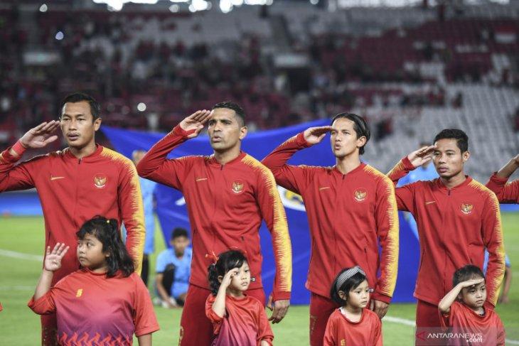 Ini daftar 25 pemain Timnas Indonesia lawan UAE dan Vietnam