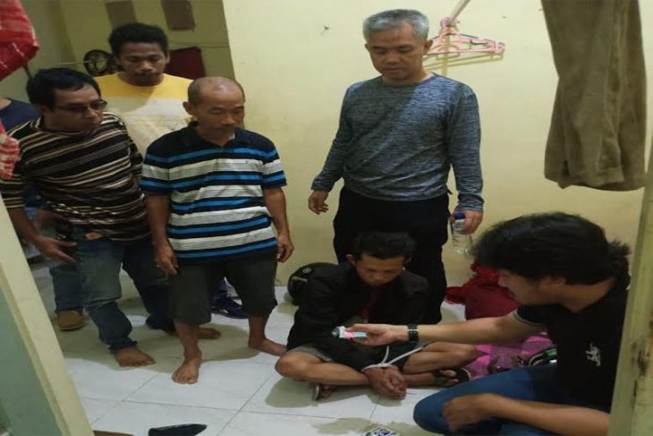 Bandar pil ekstasi dan sabu-sabu di Muara Teweh ditangkap Polda Kalteng