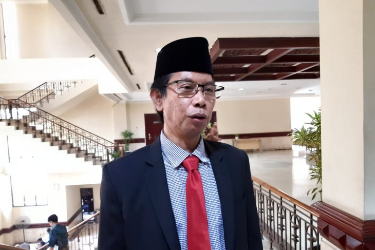 Pimpinan DPRD Surabaya 2019--2024 ditetapkan