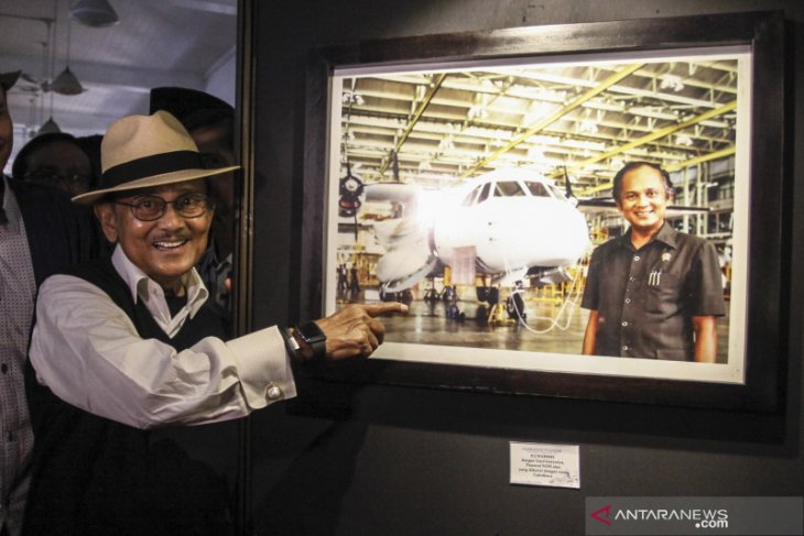 B.J. Habibie, one of Indonesia's best sons: Batan