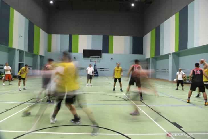 Timnas basket Indonesia gelar pelatnas