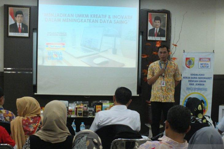 Indomarco dorong UMKM kreatif dan inovatif untuk tingkatkan daya saing