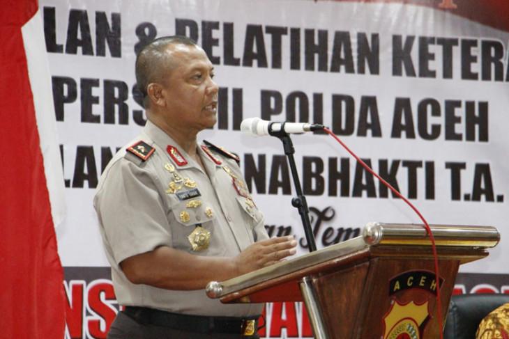 121 personel Polri dibekali keterampilan jelang  purnabakti
